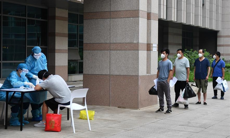 Beijing sees zero new COVID-19 for seven consecutive days