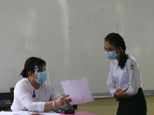 Myanmar kicks off school enrollment for 2020-2021 academic year