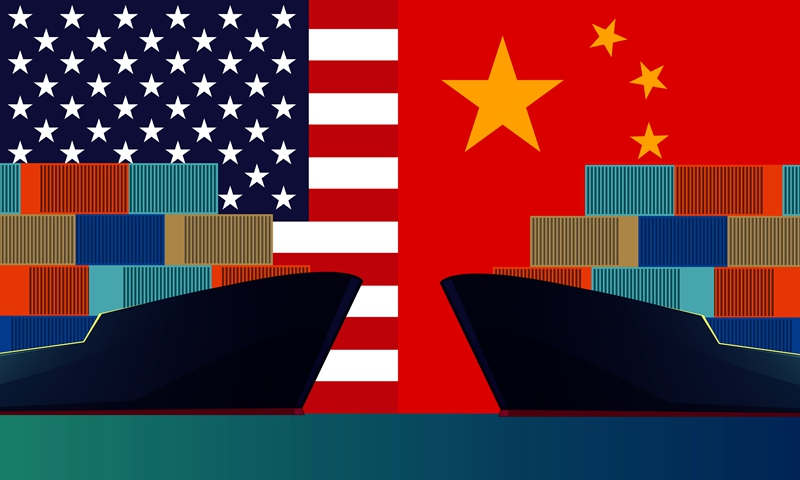 Trade with US plunges in H1 despite China's foreign trade rebound