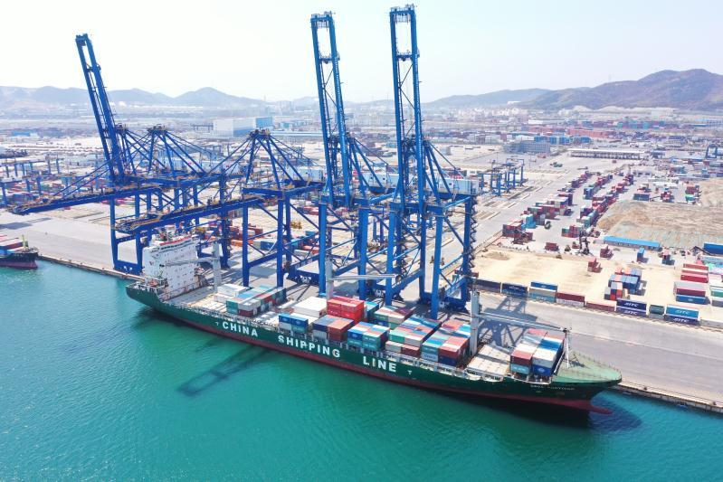 China's trade with top partner ASEAN up 5.6 pct in H1