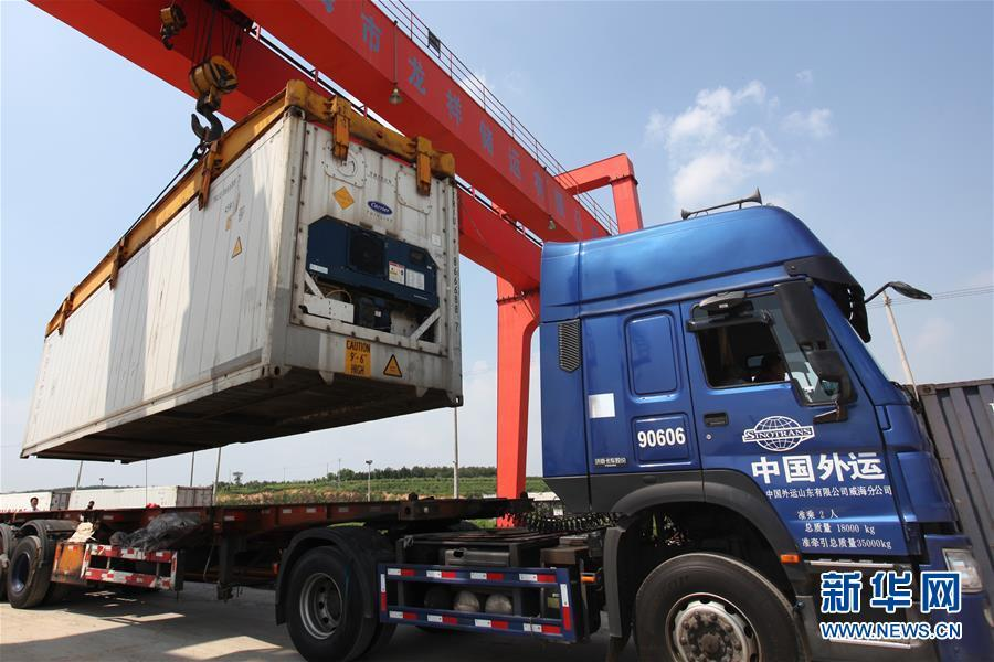 Cold chain logistics becomes a trend in China