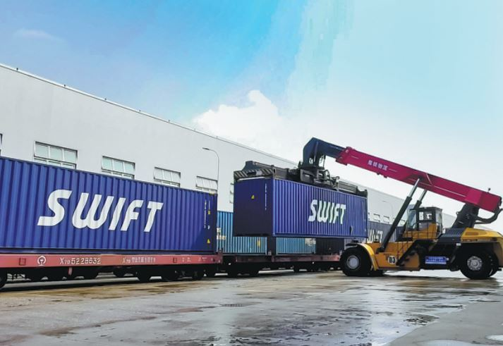 Build on positive momentum of better-than-expected foreign trade