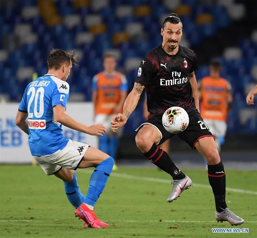 Kessie capitalises as AC Milan, Napoli draw