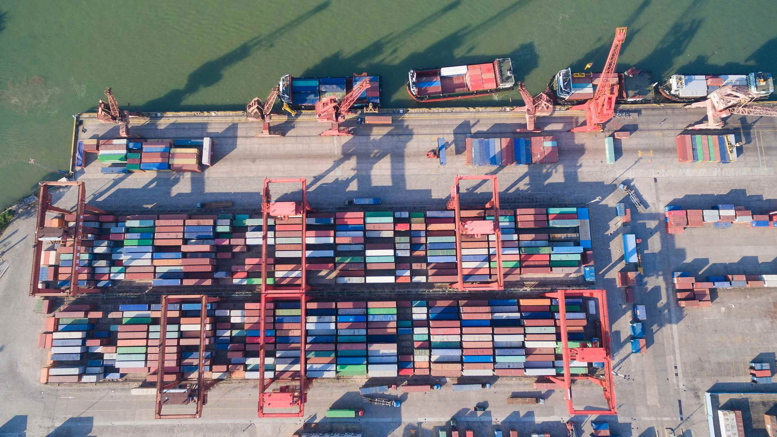 China's exports, imports up in June