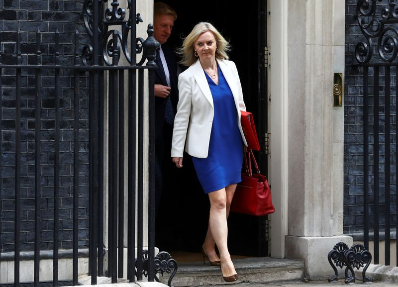 UK says trade talks with Australia productive