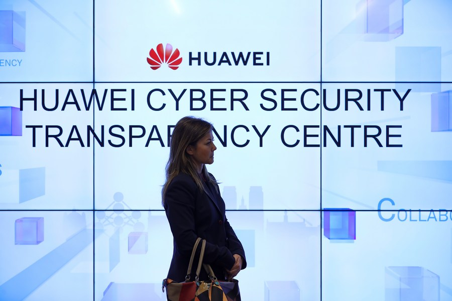 China voices strong opposition to UK's Huawei 5G ban
