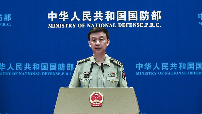 China firmly opposes US arms sales to Taiwan: military spokesperson