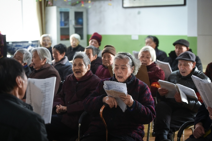 China to improve home care conditions for elderly