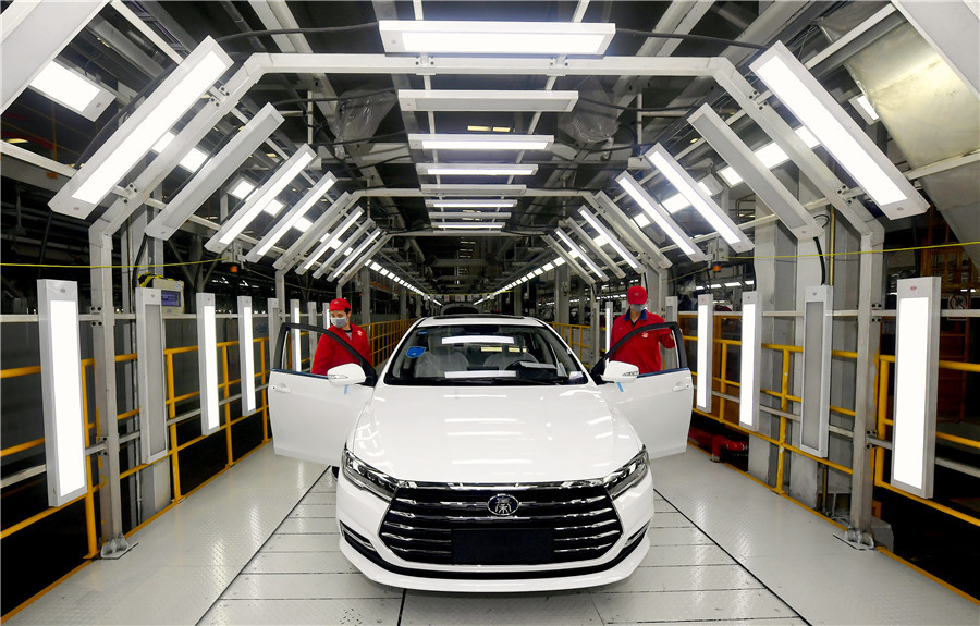 China to promote NEVs in rural areas