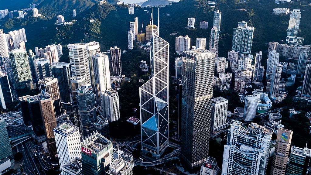 China firmly opposes US signing Hong Kong-related act into law