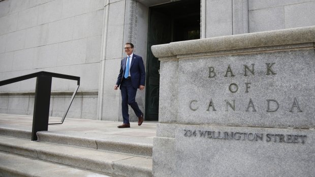 Bank of Canada keeps key rate unchanged at 0.25%