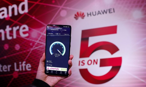 London's Huawei ban stirs up tension, clouds economic cooperation: analysts