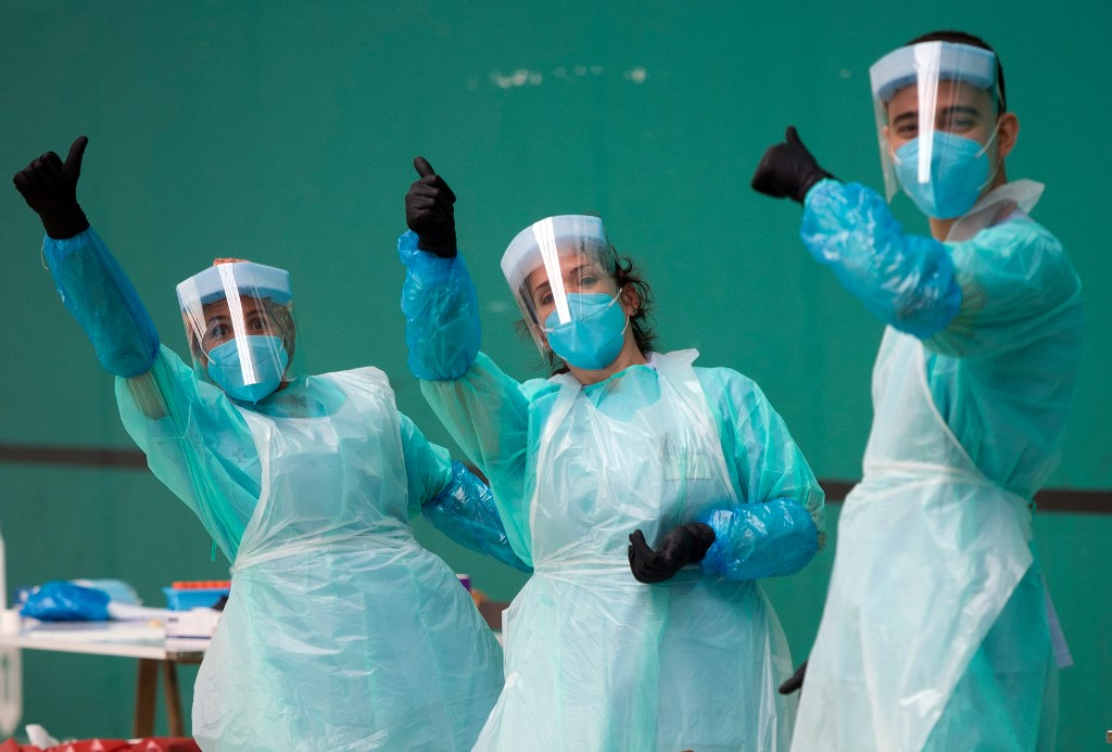 The latest: COVID-19 outbreak worldwide (Updated July 16)
