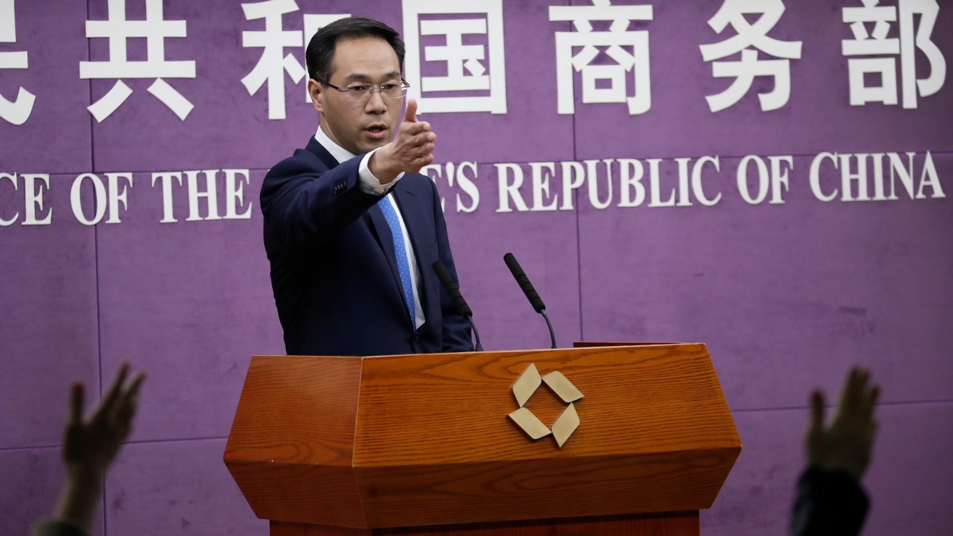 UK's Huawei ban betrays 'free-trade principles,' says China