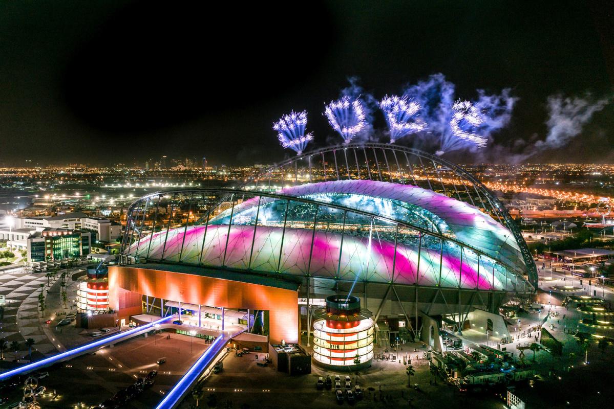 Qatar 2022 World Cup's match schedule confirmed