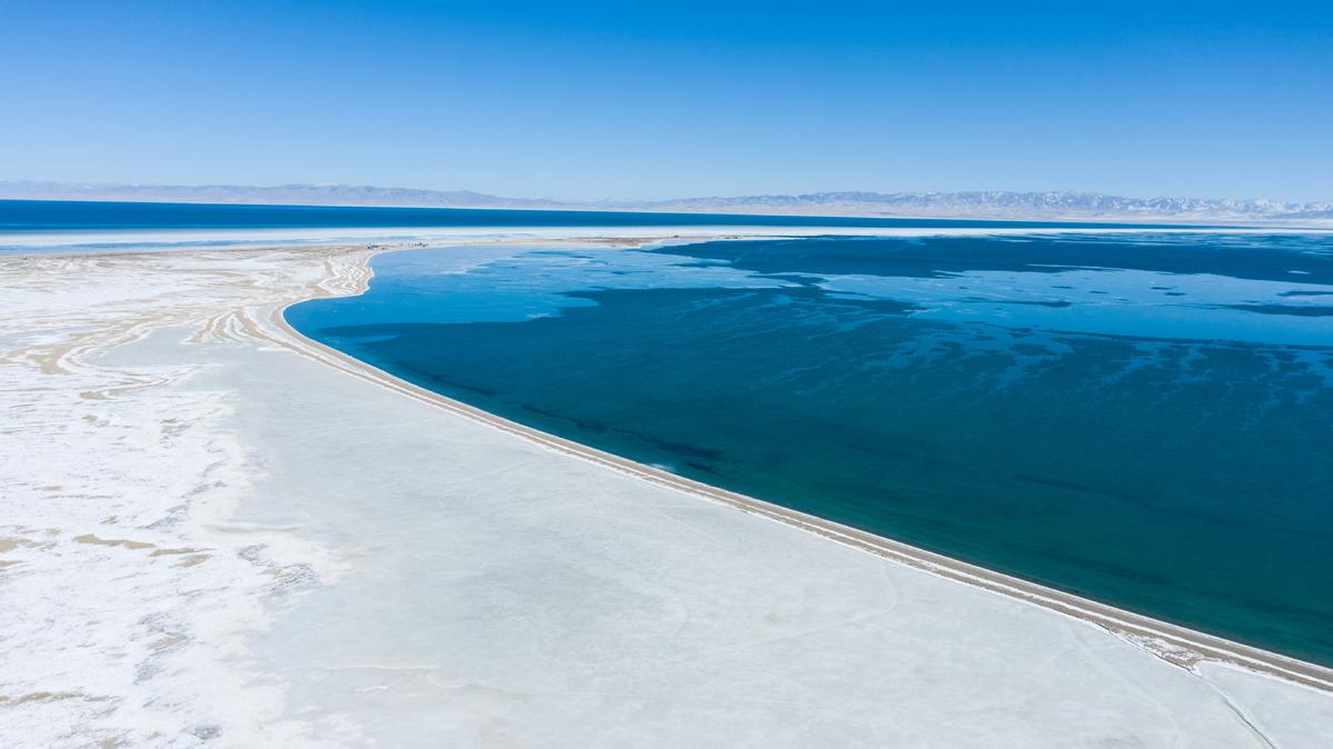 Study reveals lake evolution under climate changes on Qinghai-Tibet Plateau