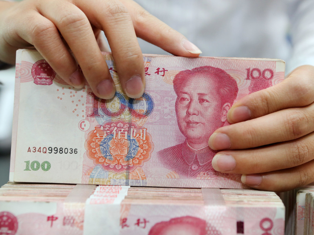 China's fiscal revenue up 3.2 pct in June