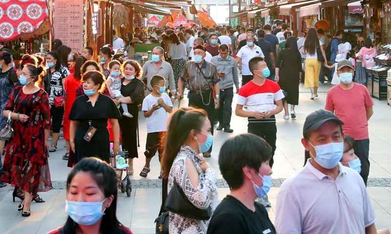 National medical team dispatched to Xinjiang responding to epidemic: China CDC official