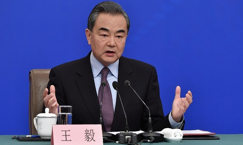 Chinese Foreign Minister: US has been pursuing its egoism, unilateralism and bullying policy to the extreme