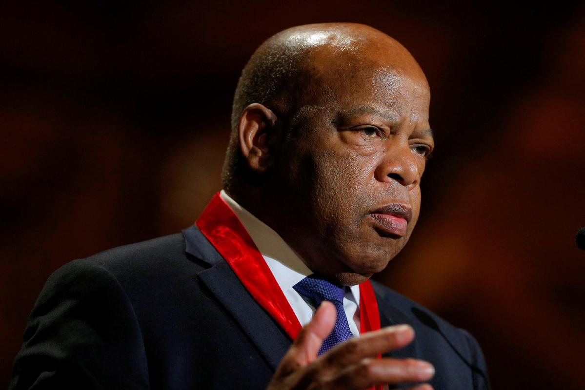 US civil rights icon, Congressman John Lewis dies at 80, says Pelosi