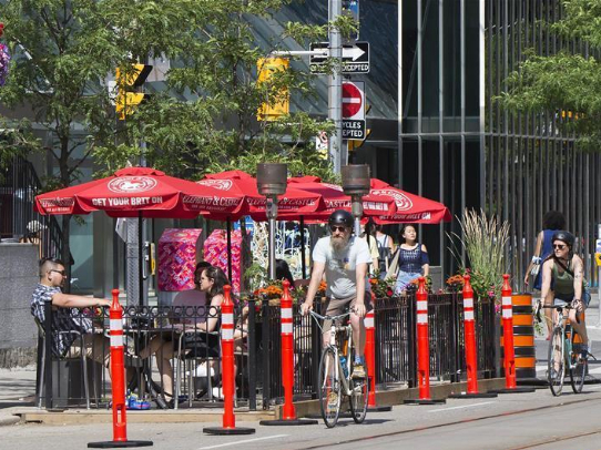 Toronto launches program 'CafeTO' during COVID-19 pandemic
