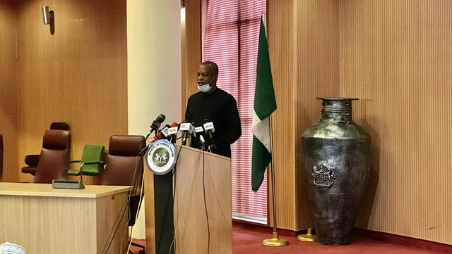 Nigeria's FM tests positive for COVID-19
