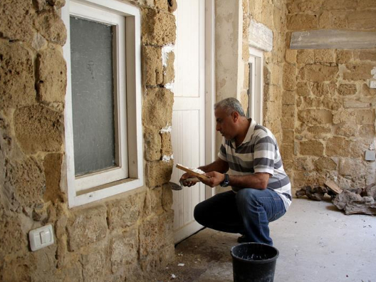 Individual initiatives to preserve Gaza's old houses hard mission amid lack of gov't support