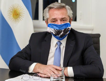 Exports to China to help spur post-pandemic economic recovery, says Argentine president