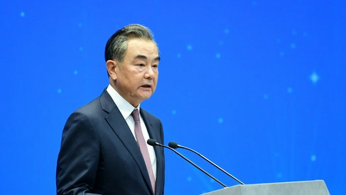 Wang Yi calls for greater effort in promoting Xi Jinping Thought on Diplomacy