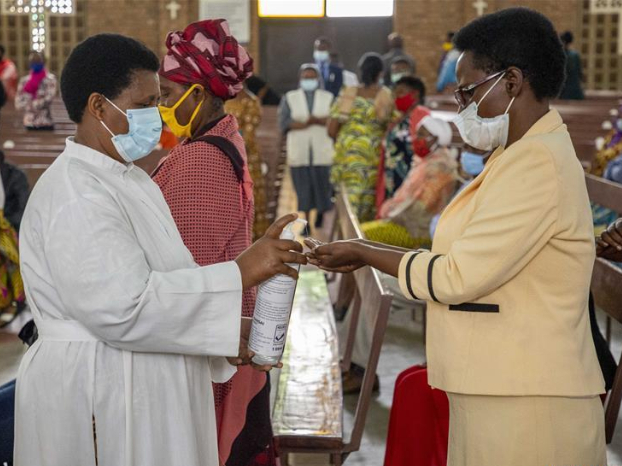 Rwandan churches reopen with caution over COVID-19 pandemic