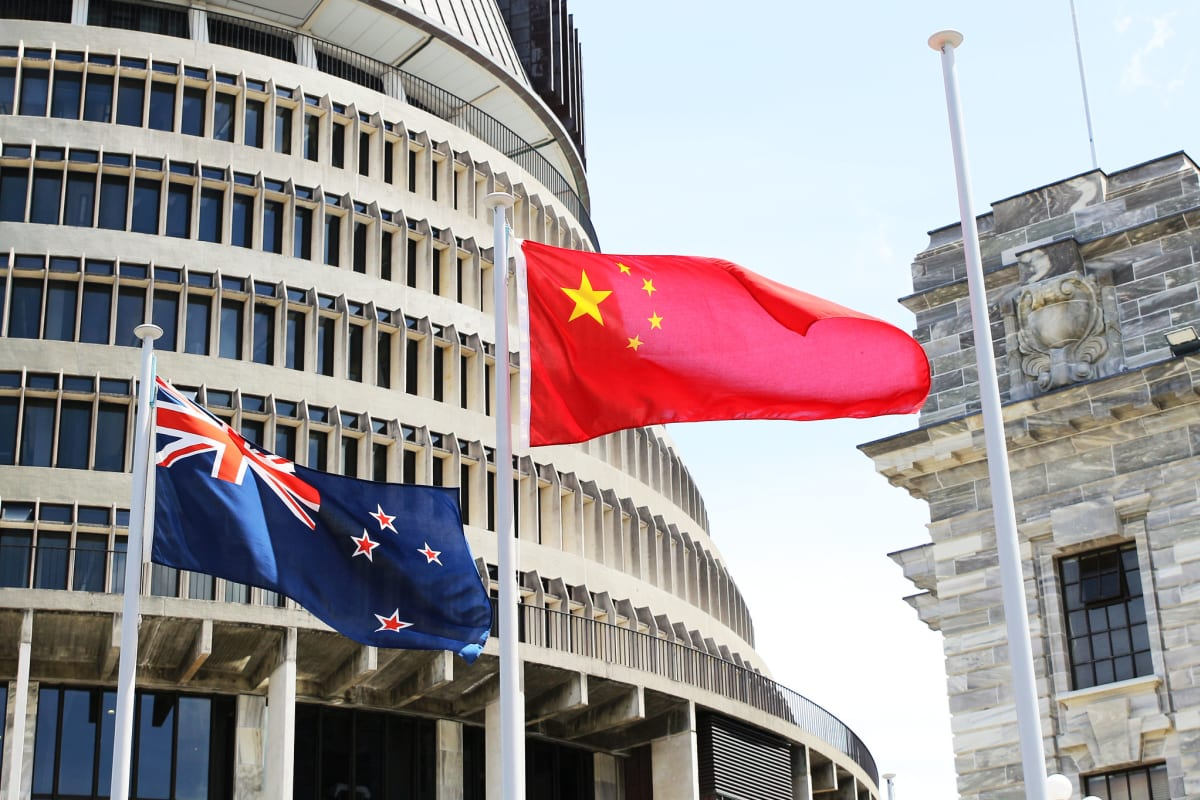 New Zealand-China relationships are in good shape: NZ PM