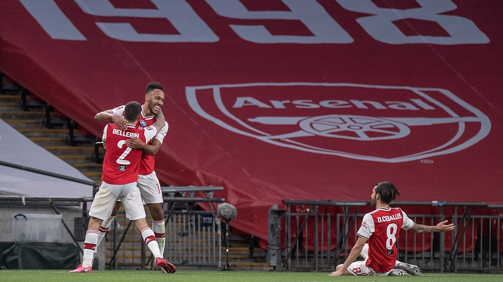 European roundup: Arsenal reach record 21st FA Cup final, AC Milan secure biggest win