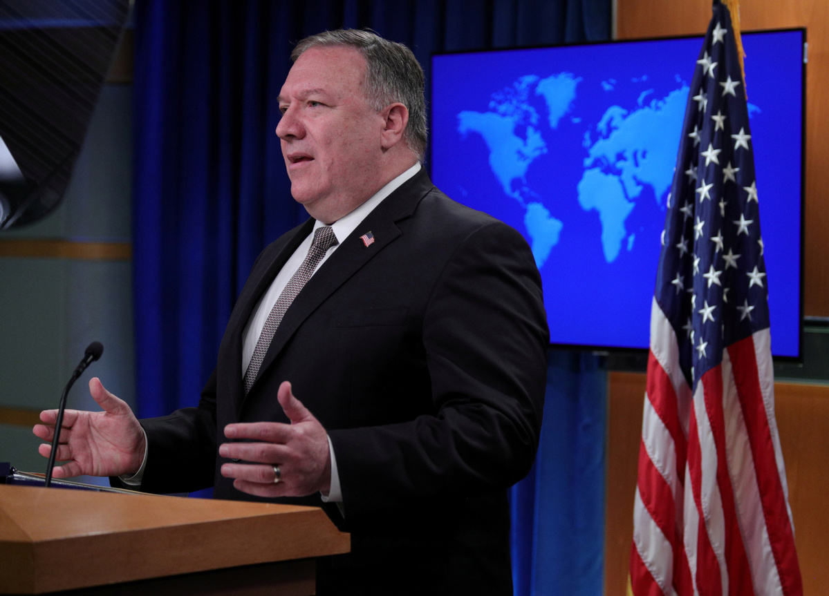 Pompeo's South China Sea statement mirrors abuse of international law