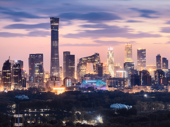 Beijing's GDP down 3.2 percent in H1