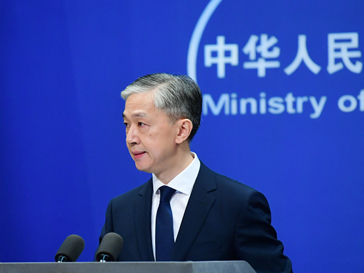 China firmly opposes US unilateral sanctions against other countries: spokesperson