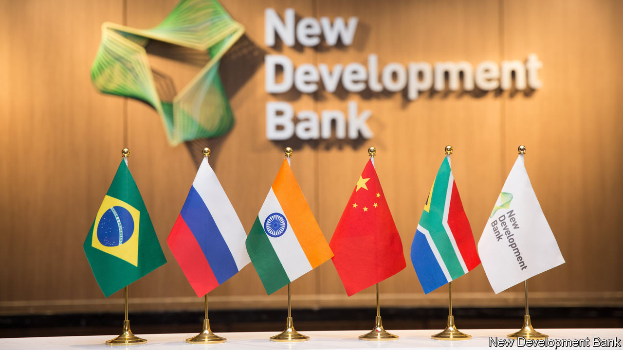 BRICS bank lends 1 bln USD loan to Brazil to mitigate COVID-19 impact