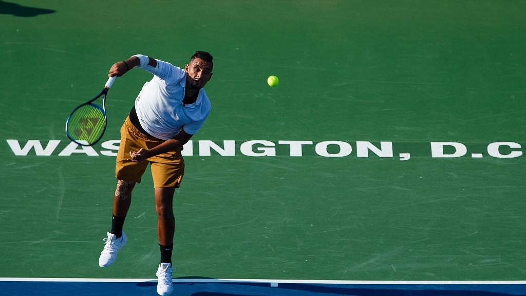 Tennis: Citi Open cancelled due to COVID-19, US Open remain on track