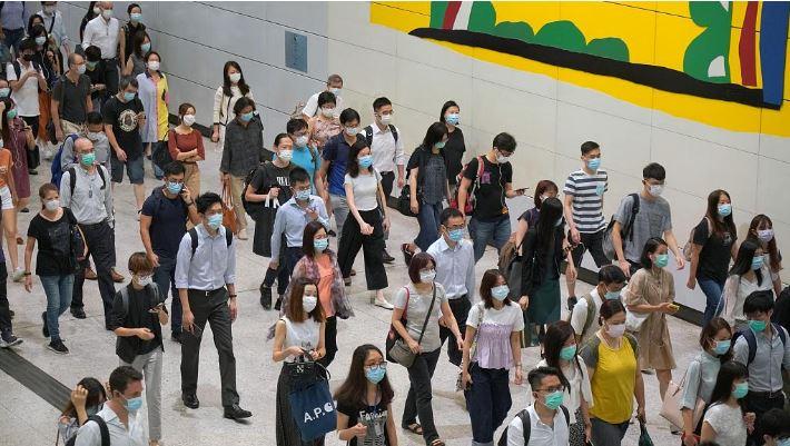 Hong Kong makes mask wearing mandatory in public places