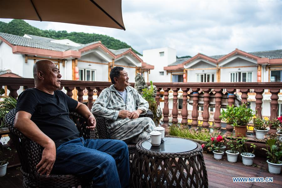 Tourism industry contributes to rural development in Guizhou