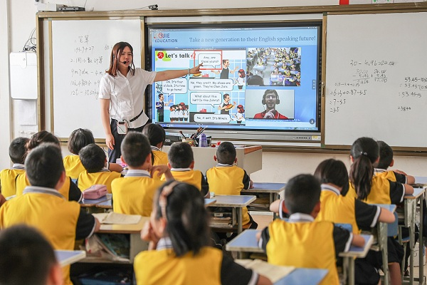China solicits public opinion on foreign teacher regulation