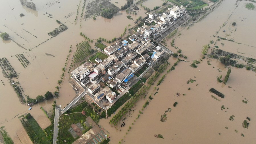 China allocates $119 mln for disaster relief in flood-hit areas