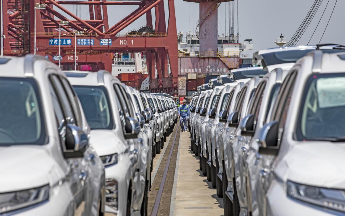 China plans more tweaks in Customs procedures