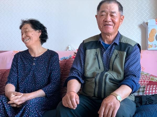 Village reaps a harvest of prosperity