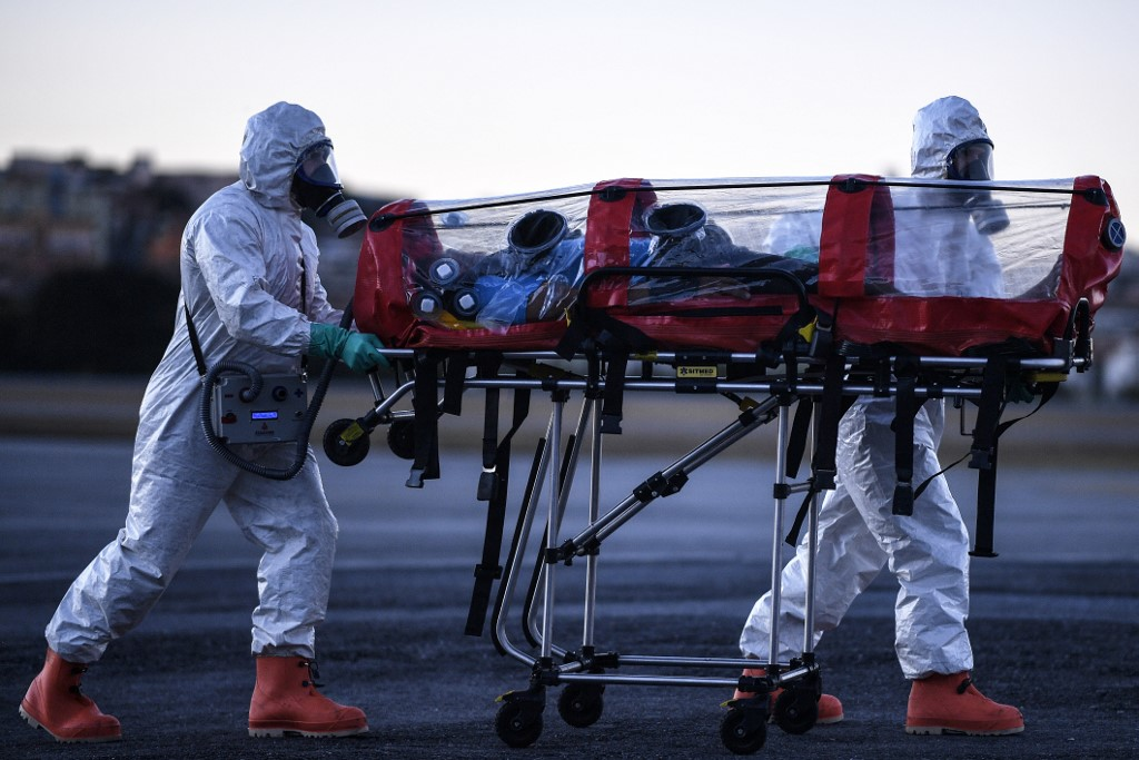 The latest: COVID-19 outbreak worldwide (Updated July 23)