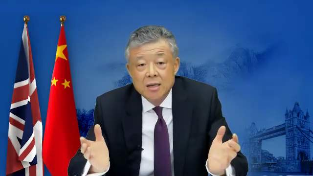 Chinese envoy warns of 'political virus' in fighting pandemic