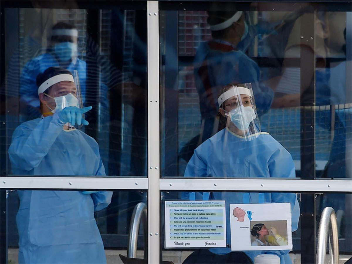 US marks over 63,000 virus cases in 24 hours: Johns Hopkins