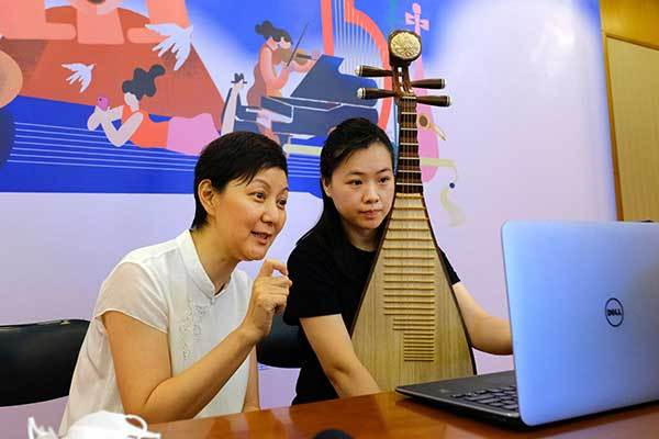 Popular music festival offers online classes