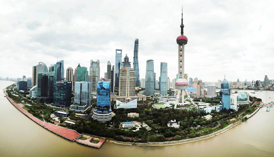 Shanghai's foreign trade picks up in Q2