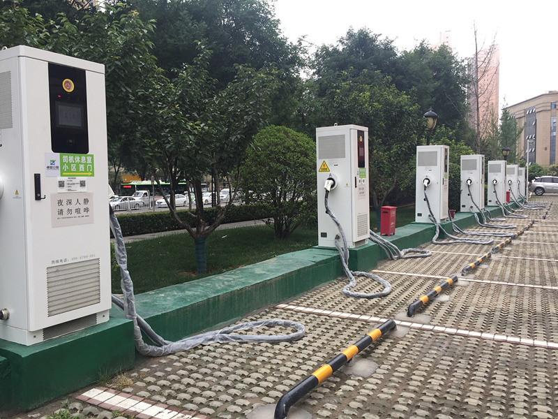 China to further promote NEV battery swapping
