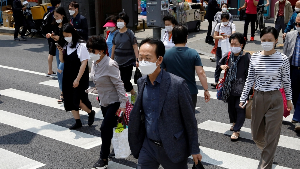 S. Korea reports worst economic performance in more than 20 years